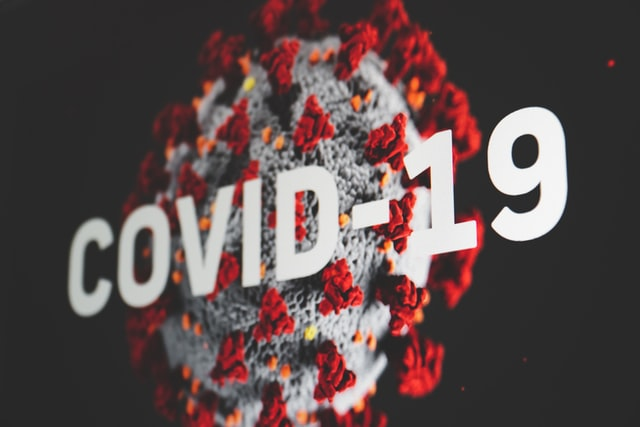 A picture of COVID-19 virus to highlight the subject of Canada extending covid-19 benefits to October 23, 2021.